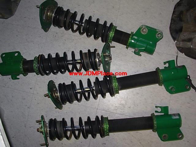 SU31001 - Tein Flex full adjustable coilovers for 02-07 Impreza, WRX and 04 STI.